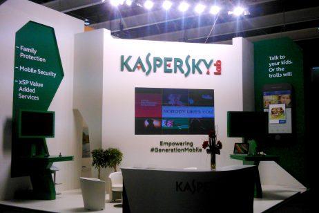 Kaspersky Lab MWC Barcelona
