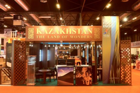 Kazachstan FITUR Madrid