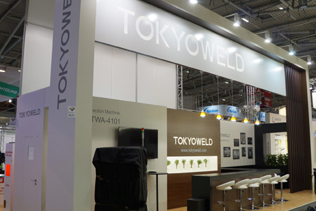 Tokyoweld Productronica Munchen